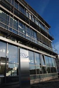 Unternehmenssitz der Sparda-Datenverarbeitung eG in Nürnberg, Bildquelle: Sparda-Datenverarbeitung eG