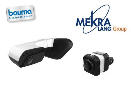DIgitales SichtSystem und Plattformkamera von MEKRA Lang