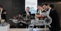 """Der internationale VDI-Getriebekongress """"Dritev 2018"""", am 27. & 28. Juni,  hat neben Fachvorträgen auch detaillierte Einblicke in einzelne Getriebekomponenten geboten / Bild: VDI Wissensforum"""