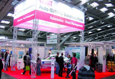CeBIT AutoID/RFID Solutions Park