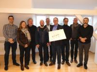 Am Wohnbauprojekt der ESPS in Brühl sind vier renommierte Architekturbüros beteiligt.