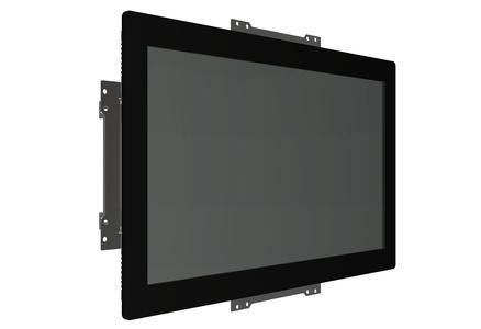 Flexible Touchmonitore für den Einbau Copyright: Data Display Solution GmbH