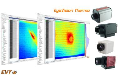 EyeVision Thermo für Lock-in Thermografie-Lösungen