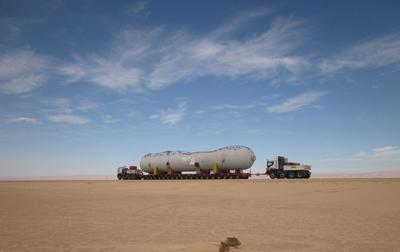 Rhenus Project Logistics expands business operations in North Africa and opens offices in Libya and Tunisia