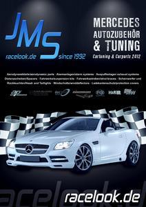 Jms germany racelook mercedes tuning- & stylingcatalog 2012