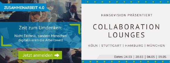 Collaboration Lounge HanseVision