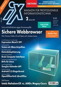 iX über sichere Webbrowser