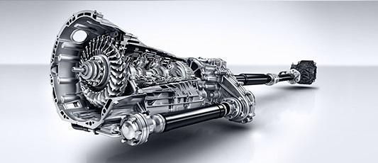 PKW-Getriebe - Bildquelle: Daimler AG