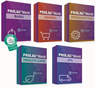 Qualitätssiegel der WMS-Branche: Die Validierung durch das Fraunhofer Institut bestätigt, dass PROLAG®World die Anforderungen an moderne Warehouse-Management-Systeme erfüllt
