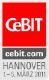 Logo of event CeBIT 2011