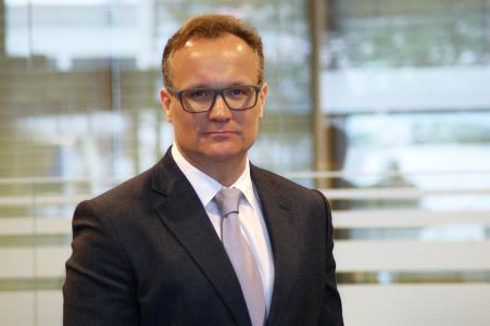 Mag. Bernd Steinbrenner, CCO Industrie Informatik GmbH