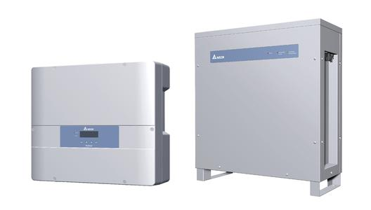 Delta E5 Energy Storage Solution