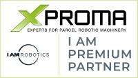 XPROMA IAM Robotics premium partnership