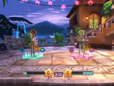 Boogie SuperStar multiplayer dance
