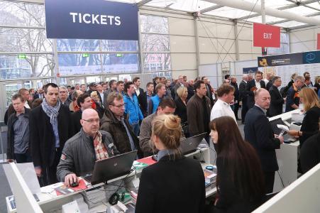3938 Besucher kamen zum Messeduo Maintenance und Pumps & Valves 2017 nach Dortmund und sorgten für einen neuen Besucherrekord