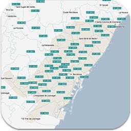 Global CRESTA Plus – Weltkarte Naturgefahrenzonen für die Versicherungs- und Rückversicherungsbranche