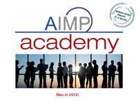Broschüre AIMP academy