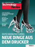 Technology Review über Methode zur Augeninnendruckmessung