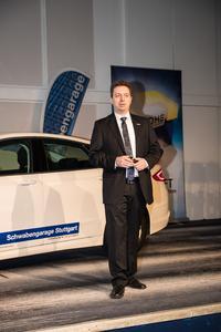 Thorsten Brückner, Leiter Autoservice der GDHS, führte als Gastgeber duch die Veranstaltung.