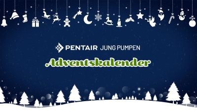 Facebook-Adventskalender von Pentair Jung Pumpen