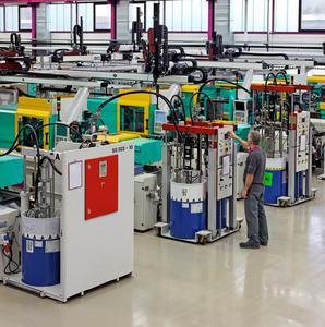 Das Schweizer Präzisionsunternehmen Silcotech gehört seit 2011 zu Trelleborg Sealing Solutions und ist einer der bedeutendsten Verarbeiter von Flüssigsilikon in Europa