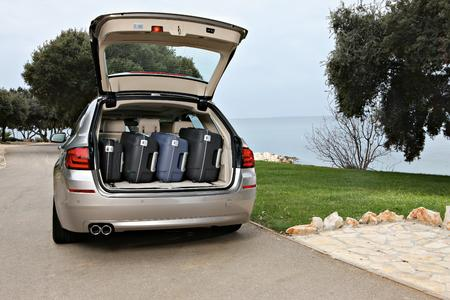 The new BMW 5 Series Touring 06