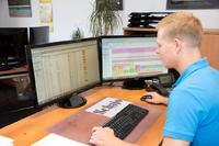 Leitstand-Informationen für den Fertigungsplaner