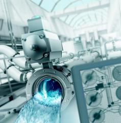 Festo offers innovative, energy-efficient solutions for towns/major cities of the future