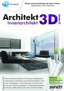 Ideal für die Planung der eigenen vier Wände: Architekt 3D X7 (Innenarchitekt))