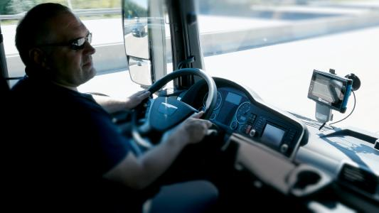 TruckServices ProFleet Connect, Knorr-Bremse's telematics solution, will initially be offering seven packages of products and services | © Knorr-Bremse