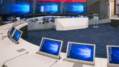 ELEMENT ONE equips Turkish Control Center for ISKOM with multifunctional monitors