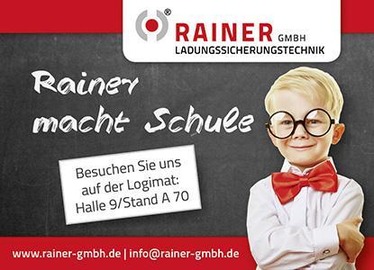 Rainer macht Schule