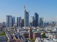 Bankenviertel Frankfurt am Main