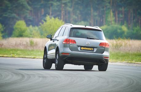 SUV-Sommerreifen von Continental ist Sieger in finnischem Reifentest