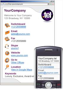 Tel-Domains: a center of communication