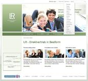 TWT realisiert internationalen Webseiten-Relaunch für LR Health & Beauty Systems