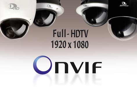 Dallmeier ONVIF Full HDTV