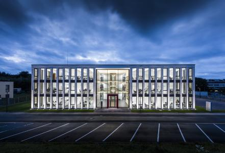 GBTEC's New Corporate Headquarters Blends Company Philosophy with Architecture
