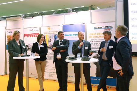 Die beiden Fachmessen Recycling-Technik und Schüttgut Dortmund verzeichneten mit 6731 Besuchern einen Zuwachs von 3 % und mit 500 Ausstellern sogar ein Plus von 10 %.
