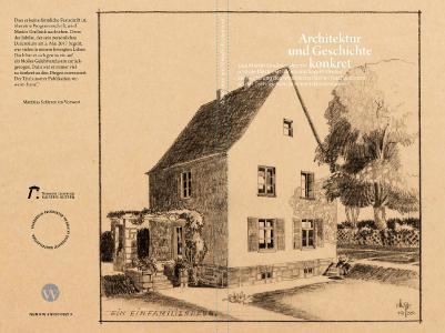 Umschlag der Festschrift