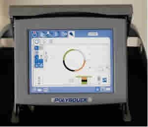 P6 – Graphical User Interface with touch screen or PC  (Foto: Polysoude )