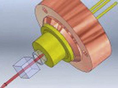 VBG stabilisierte 785 nm Laserdiode im TO Gehaeuse