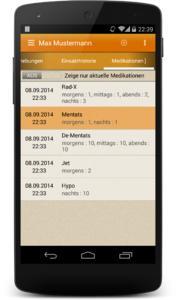 Mobile App CareViva