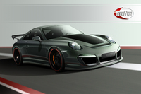 TECHART Design Concept for the new Porsche 911