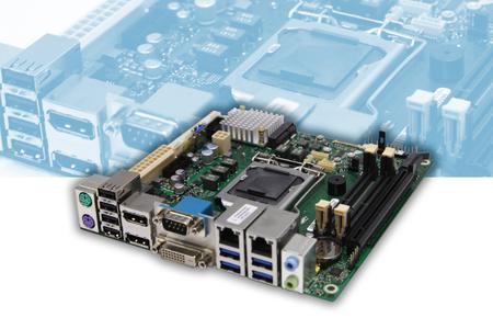 MSC Technologies presents industrial Mini-ITX mainboard from Fujitsu with 6th generation Intel Core processors