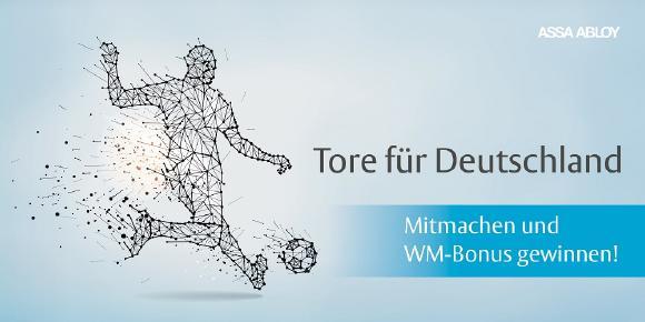 Tore für Deutschland