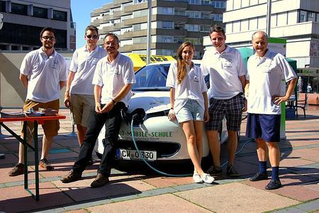 Mit Elektromobilität die Herausforderungen im Ländlichen Raum meistern