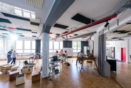 werk_39 gewinnt Design-Award / Bildnachweis: B. Braun Melsungen AG