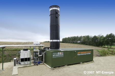 Fachtagung zur Gasaufbereitungstechnologie MT-Biomethan® fand großen Anklang bei einem interessierten Fachpublikum
