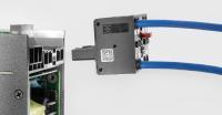 Flexible Verteilung von Energie über mehrere Geräte mit zeitsparendem PUSH IN-Anschluss